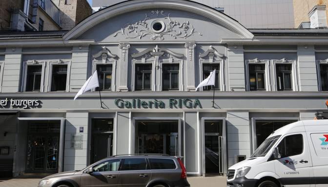 """""""Galleria Riga"""" pārtraukta vakcinācijas pret Covid-19 punkta darbība"""