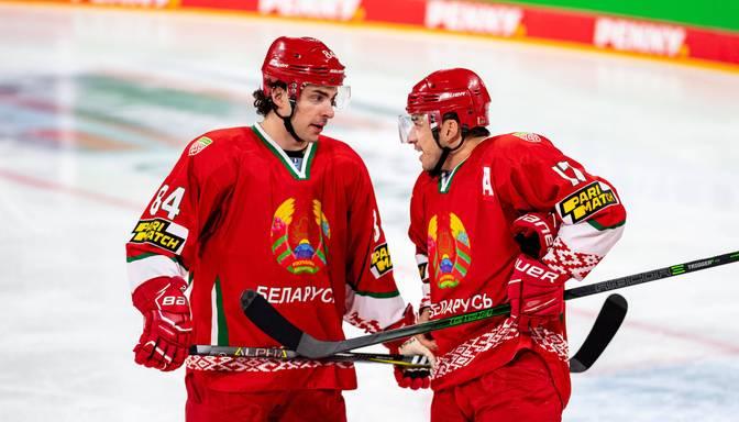 Diskvalificētā Baskova vietā Baltkrievijas Hokeja federāciju vadīs olimpiskais čempions airēšanā Bogdanovičs