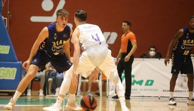 """Spānijas basketbola čempionātā Mālmaņa """"Murcia"""" savā laukumā spēlēs ar Malagas """"Unicaja"""""""