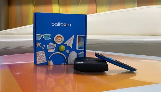 """Jauna nedēļa, jauns konkurss – laimē balvu no """"Baltcom""""!"""