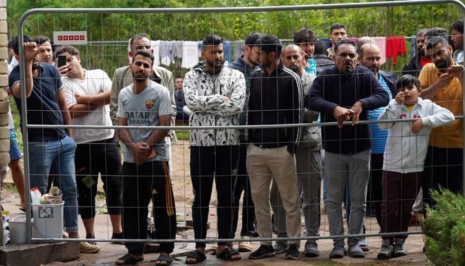 Lietuva saņem 30 miljonus eiro, lai tiktu galā ar migrantu pieplūdumu