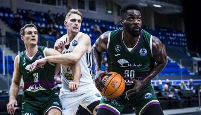 """Freimanis FIBA Čempionu līgas sezonu sāk ar zaudējumu pret """"Unicaja"""""""