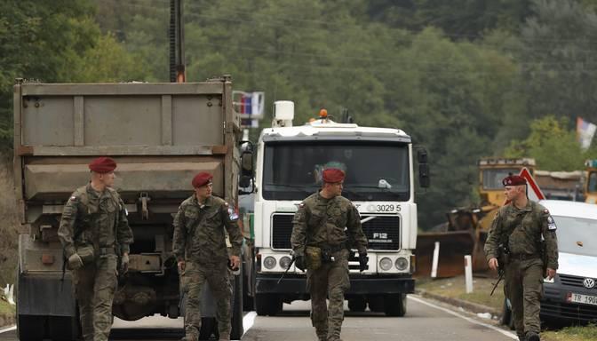Serbija un Kosova vienojas par saspīlējuma izbeigšanu uz robežas