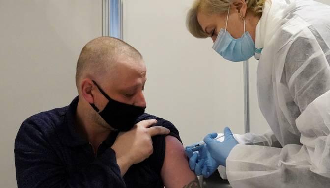 Pagājušajā nedēļā vakcinācijas pret Covid-19 temps būtiski nav mainījies