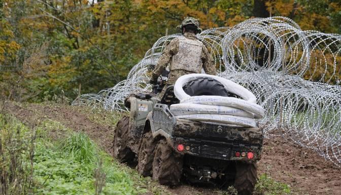 ANO eksperti pabeiguši pētīt situāciju uz Latvijas-Baltkrievijas robežas