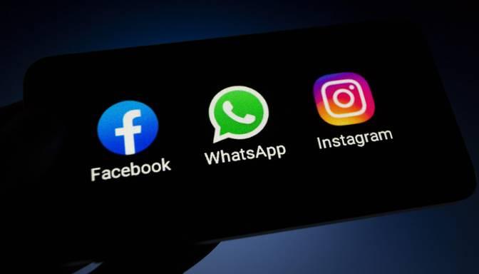 """""""Facebook"""", """"Instagram"""" un """"WhatsApp"""" darbība ir daļēji atjaunota"""