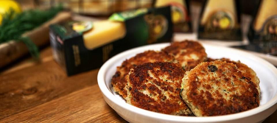 Tunča plācenīši ar cieto sieru – lieliski garšos paši par sevi un kā piedeva citiem ēdieniem