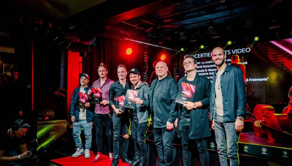 "Paziņoti ""Zelta Mikrofona 2020"" gada balvas nominanti"