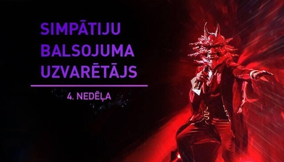 Jau otro nedēļu skatītāju simpātijas balsojuma uzvarētājs – NELABAIS! Noskaidrots balvas saņēmējs!