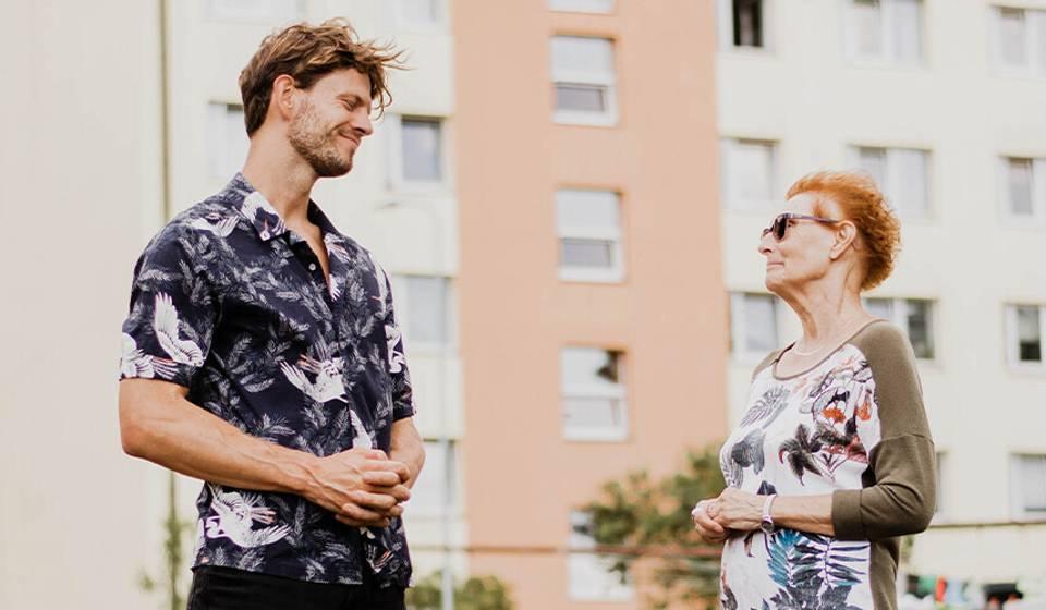 Pensionāre Mārīte panāk, ka tiek nosiltināta viņas daudzdzīvokļu māja. Uzzini, kādā veidā!
